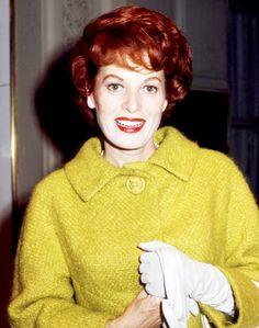 Maureen O'Hara Dead: The Parent Trap Actress Dies at 95 - Us Weekly
