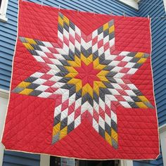 early lone star quilt