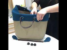 Arma tu O bag mini con bordes en feltro en colores vibrantes. Anímate y visítanos en O bag Store www.Obag.com.co
