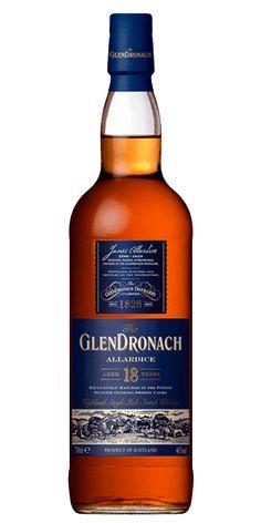 Glendronach Scotch Single Malt 18 Year Allardice at Flaviar