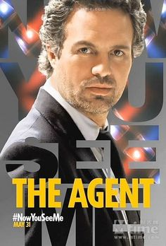 Now You See Me: This movie was the greatest thing I have seen in a long time. Someone please throw an award at Mark Ruffalo's face so he knows how much it killed me.