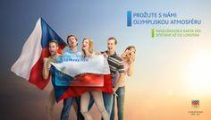 GE Olympics by Adam Bartas, via Behance