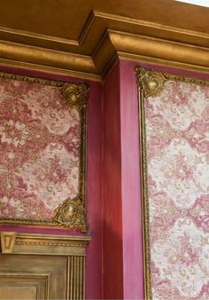 Add elegance and sophistication to a space with our decorative corner wall mouldings. Used alongside our large range of wall mouldings, these can transform a room from average to sensational. Gold Ceiling, Ceiling Rose, Wall Panel Molding, Orac Decor, Dado Rail, French Rococo, Chimney Breast, Decorative Wall Panels, Corner Wall