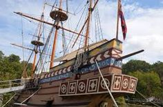 Jamestown Susan Constant were the Godspeed and the Discovery
