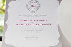 Feature Design: Emma Silver Invitations     http://www.mycreativebuds.com/feature-design-emma-silver-invitations/