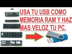 AUMENTAR LA MEMORIA RAM DE TU PC TRUCO - YouTube