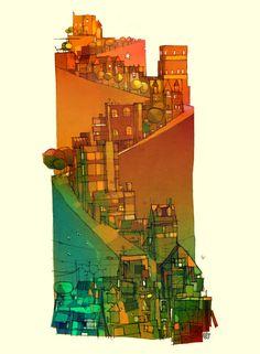 Exquisite Illustrations by Patricio Betteo