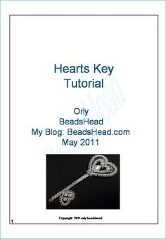 Wirework Tutorial  King of the hearts Key  wire by OrlysTreasures, $6.00