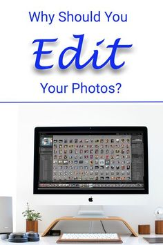 Discover why it's so critical that you edit your photos!  #photoediting, #lightroom, #photoshop, #photoretouching, #imageediting, #imageretouching Image Editing, Photo Editing, Editing Photos, Edit Your Photos, Photo Retouching, Make It Work, Photo Tips, Photoshop Actions, Lightroom Presets
