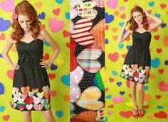 Resultado de imagem para vestidos patchwork