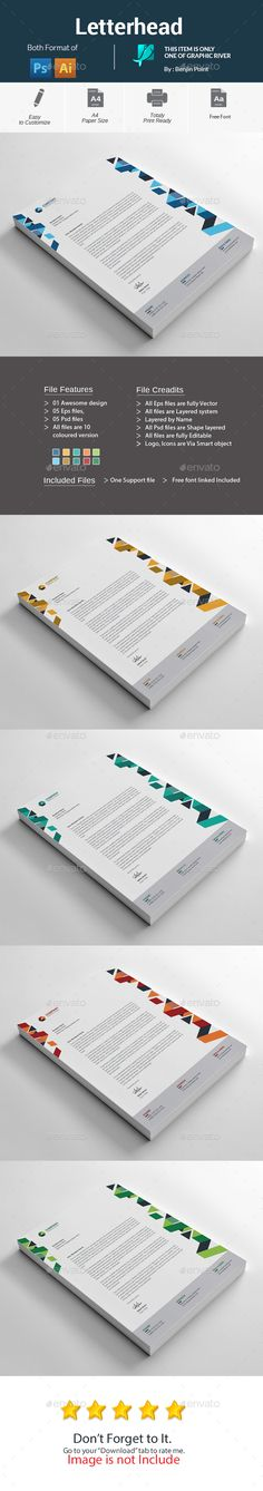 Elegant And Modern Corporate Flyer Template Fonts, Need to and