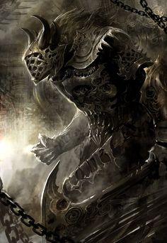 Charr Armor