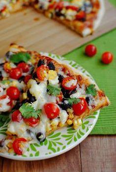 Bbq pizza and dough recipe