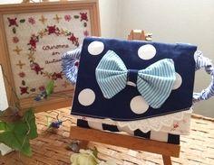 移動ポケット ゴム Kits For Kids, Bag Accessories, Sewing Projects, Coin Purse, Gift Wrapping, Throw Pillows, Wallet, Purses, Handmade