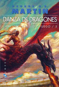 Setembre 2016: Danza de dragones / George Martin