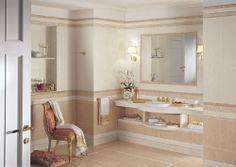Most Beautiful House Alcove, Bathroom, Beautiful Homes, Corner Bathtub, House, Home, Bathtub, Home And Garden, Home Decor
