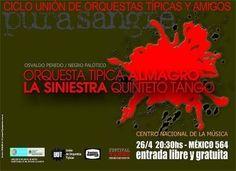 Ciclo Unión de Orquestas Típicas en Buenos Aires