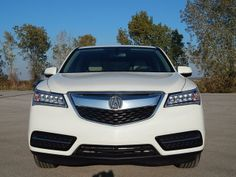 2014 Acura MDX Base AWD Base 4dr SUV SUV 4 Doors White for sale in Tulsa, OK Source: http://www.usedcarsgroup.com/used-acura-for-sale-in-tulsa-ok