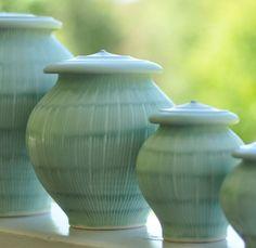 artist made cremation urns LucyFagella.com