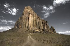 Southwest New Mexico Navajo Shiprock Photograph - Stone Cathedral - rock landscape desert wilderness Landscaping With Rocks, Backyard Landscaping, Landscaping Ideas, Backyard Ideas, Mexico Art, New Mexico, Fire Pit Using Bricks, Sacred Garden, Rocky Creek