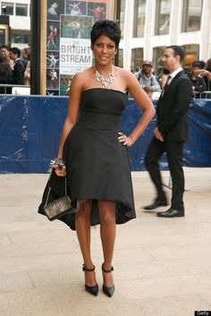 Huffington Post: The Week's Best Style Moments: Tamron Hall