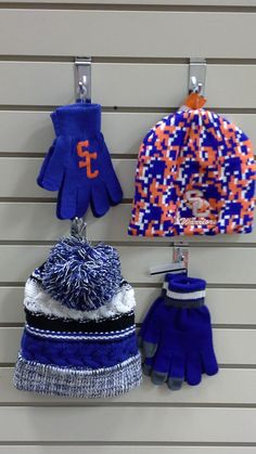 Sioux Center Warrior Hats and Gloves - Fan Apparel!