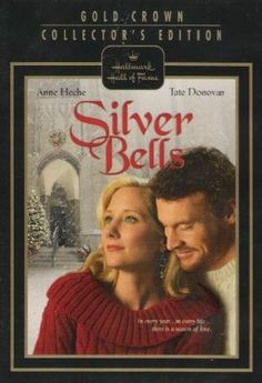 "Hallmark Hall of Fame - Silver Bells | Based on the novel by Luanne Rice, this holiday tale stars Anne Heche and Tate Donovan, who play a widow and widower filled with grief and doubt as Christmas approaches. But overall, it is an uplifting story of love, hope, and finding the ""silver bells"" in life."