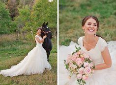 Sweetheart neckline and top fabric  Rebekah Westover Photography: brooke + henry. utah wedding photographer.