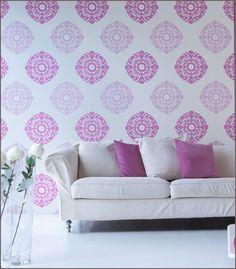 unique wallpaper for walls with pink colors #uniquegram #walls #uniquewallpaper