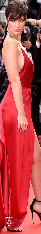 Bella Hadid  2016 Cannes Film Festival   LOLO❤︎