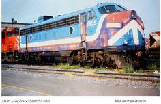 Empress and MUCTC 1305 undated Bill Grandin coll via Jim Parker
