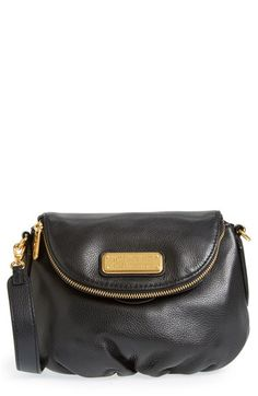 MARC BY MARC JACOBS 'New Q - Mini Natasha' Crossbody Bag available at #Nordstrom