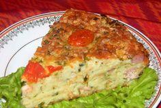 Lasagna, Quiche, Tart, Bacon, Pizza, Healthy Recipes, Breakfast, Ethnic Recipes, Food