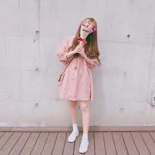 Ideas For Fashion Summer Outfits Earrings Korean Summer, Korean Fashion Summer, Summer Fashion Outfits, Asian Fashion, Trendy Fashion, Girl Fashion, Fashion Ideas, Style Fashion, Cute Korean Girl