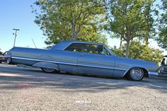 1963 Chevy Impala, Low Low, Low Rider, Cars And Motorcycles, Dreams