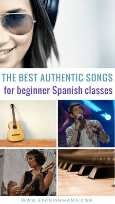 40+ Songs to Learn Spanish with Beginner Classes