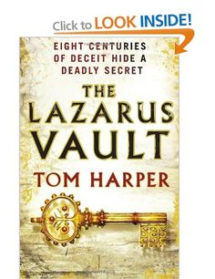 The Lazarus Vault: Amazon.co.uk: Tom Harper: Books
