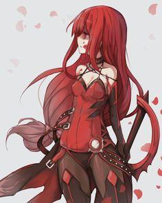 Elesis Crimson