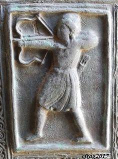 Medieval Archer, Archery Equipment, Quiver, Renaissance, Bows, Statue, History, Princesses, Princess Mononoke