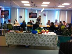 Opening Day Lunch n Learn