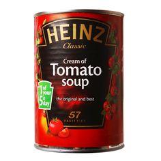 Heinz Cream of Tomato Soup https://www.facebook.com/iloveheinz