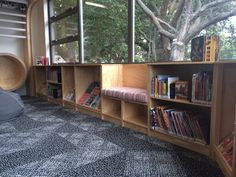 Devonport Library Auckland by Lundia Library Shelves, Lund, Auckland, Storage Solutions, Shelving, Bookcase, Design, Home Decor, Shelves
