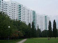 Berlin-Gropiusstadt I Architekt: Walter Gropius I Baujahr: ab 1960 ( die Plaung wurde später abgewandelt) I Adresse: Gropius Stadt, Berlin