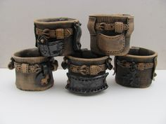 Květináče | Keramika Miroslava Bílková Napkin Rings, Mugs, Tableware, Home Decor, Ideas, Dinnerware, Decoration Home, Room Decor, Tablewares