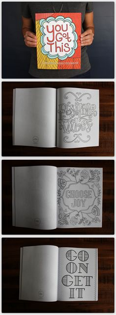 You Got This A Mantra Coloring Book