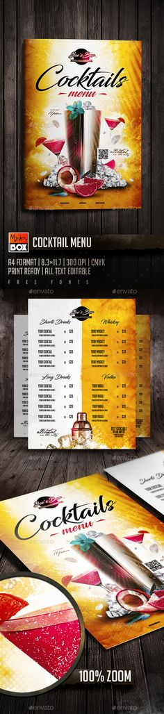 Restaurant Flyer  Restaurant Flyers Download Here Https