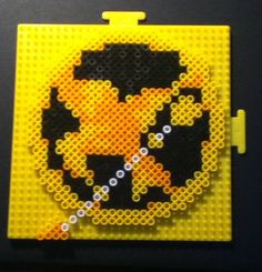 The Hunger Games' Mockingjay in Beads