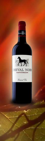 Cheval Noir, un magnifique Saint-Emilion à un prix abordable