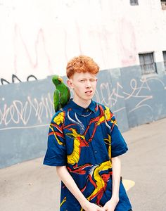 Bare All: King Krule Shot By Rene Vaile | Fashion Magazine | News. Fashion. Beauty. Music. | oystermag.com