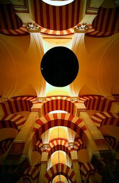Mezquita, Cordoba, Spain http://whc.unesco.org/en/list/313